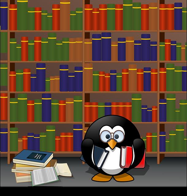 Pinguin Buecher