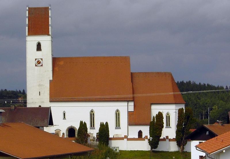 Pfarrkirche Nonnberg