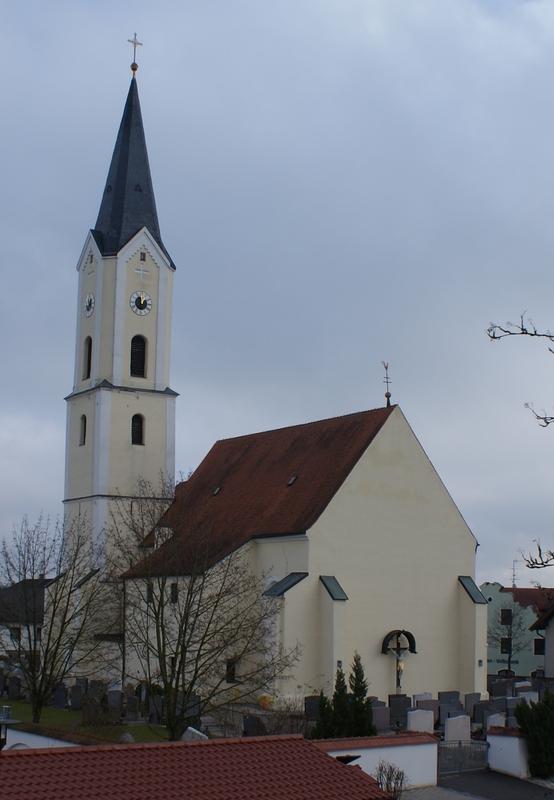 Pfarrkirche Pleiskirchen